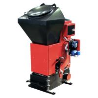 Автоматический угольный котел «УглеАвтомат 25»